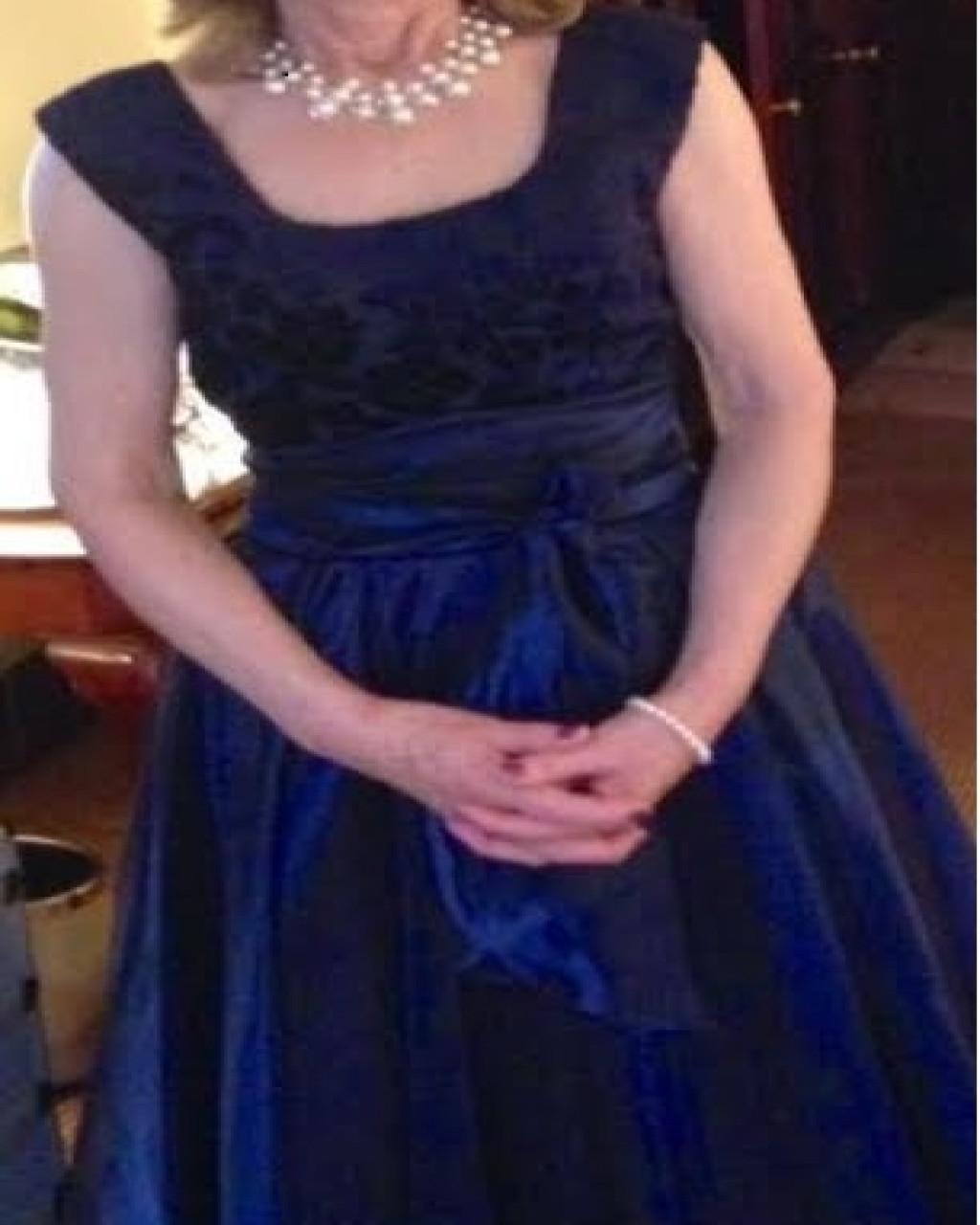 De vestidos de fiesta usados